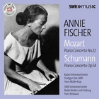 Annie Fischer plays Mozart and Schumann